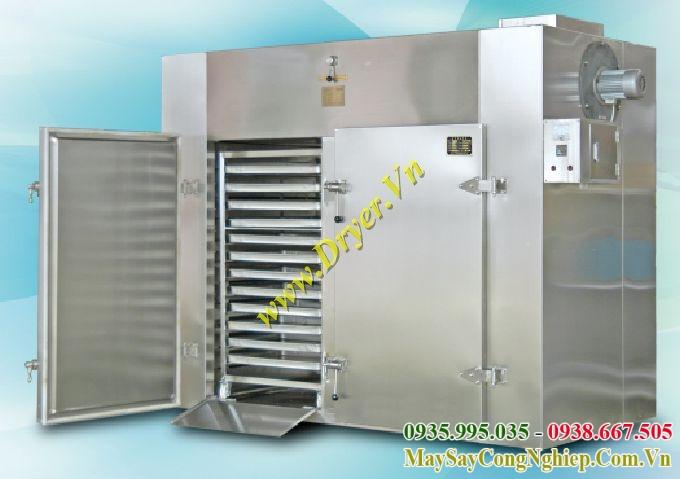 Máy sấy thịt bò khô bằng máy sấy công nghiệp